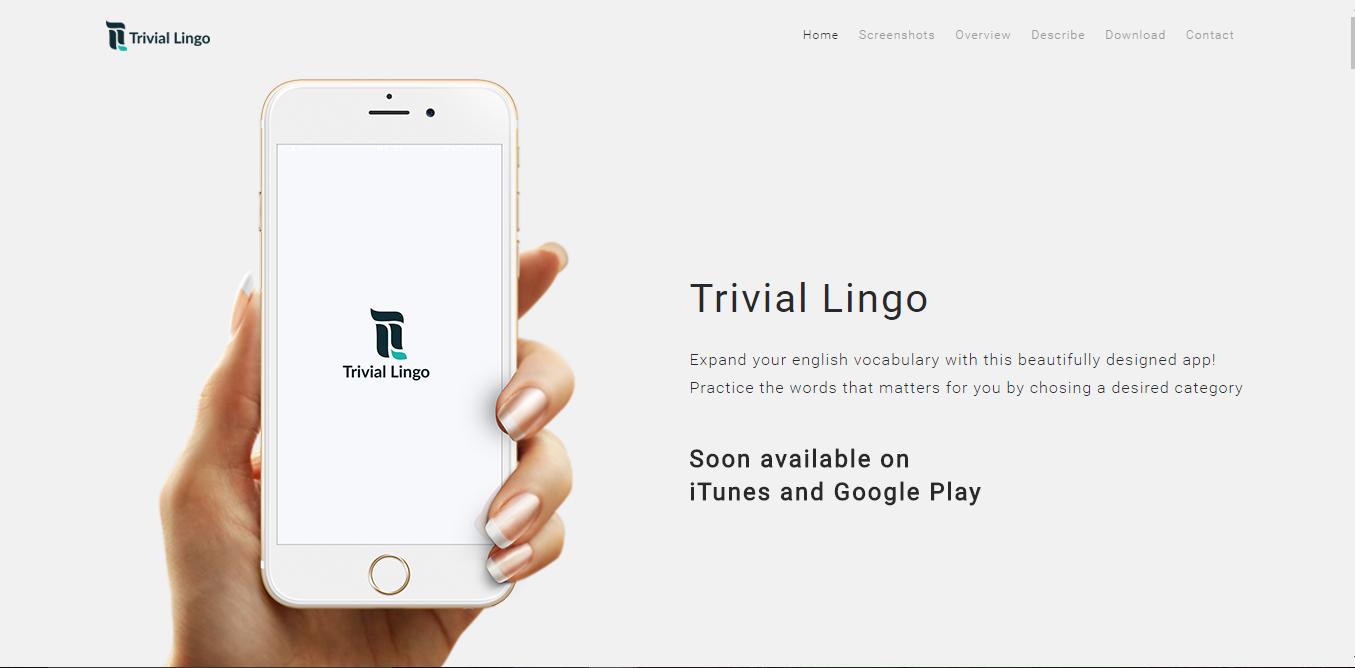 Trivial Lingo